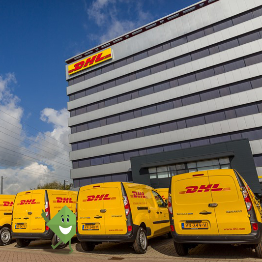 DHL en Employer Brander