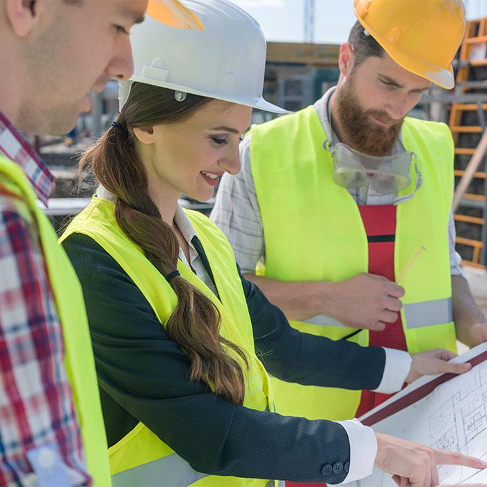Doelgroepen in de bouw